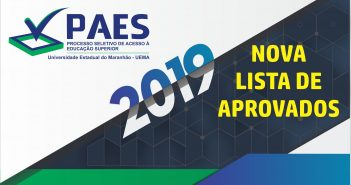 Notícia_PAES_2019_nova lista de aprovados